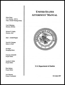 us_attorney_manual