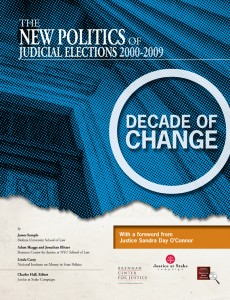 The_new_politics_of_judicial_elections_2000_2009